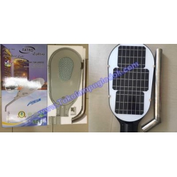 Lampu PJU LED 50 Watt Dan 75 Watt Solar Panel All In One