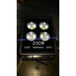 Lampu Sorot LED 200 Watt (4x50 watt)