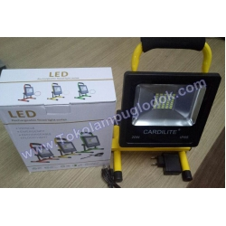 Lampu Sorot emergency Portable 20 Watt  Cardilite