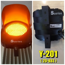 Lampu Traffic Light Model Standard 1Mata Sseries