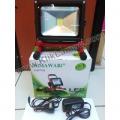 Lampu sorot Portable Emergency LED 20 Watt