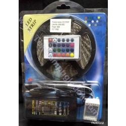Lampu Strip LED RGB 5M 220V AC