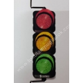 Traffic Light 3 mata Model Standard 20cm
