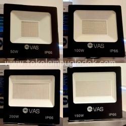 Lampu Sorot LED 10 20 30 50 100 150 & 200 Watt Merk VAS