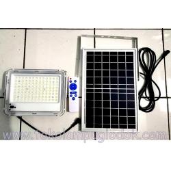 Lampu Sorot LED Solar Panel 60, 100, & 150 Watt